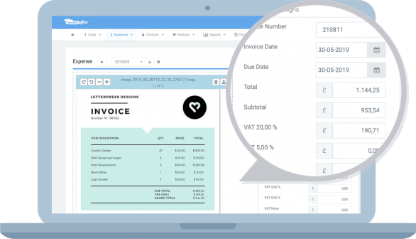 book-expenses-invoicing-software
