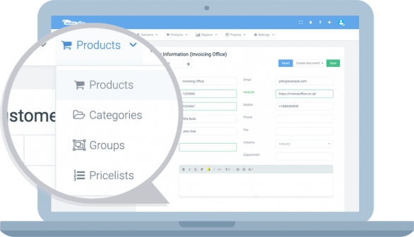 product-management-billing-invoicing