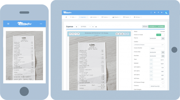 reciept-expenses-registration-billing-software