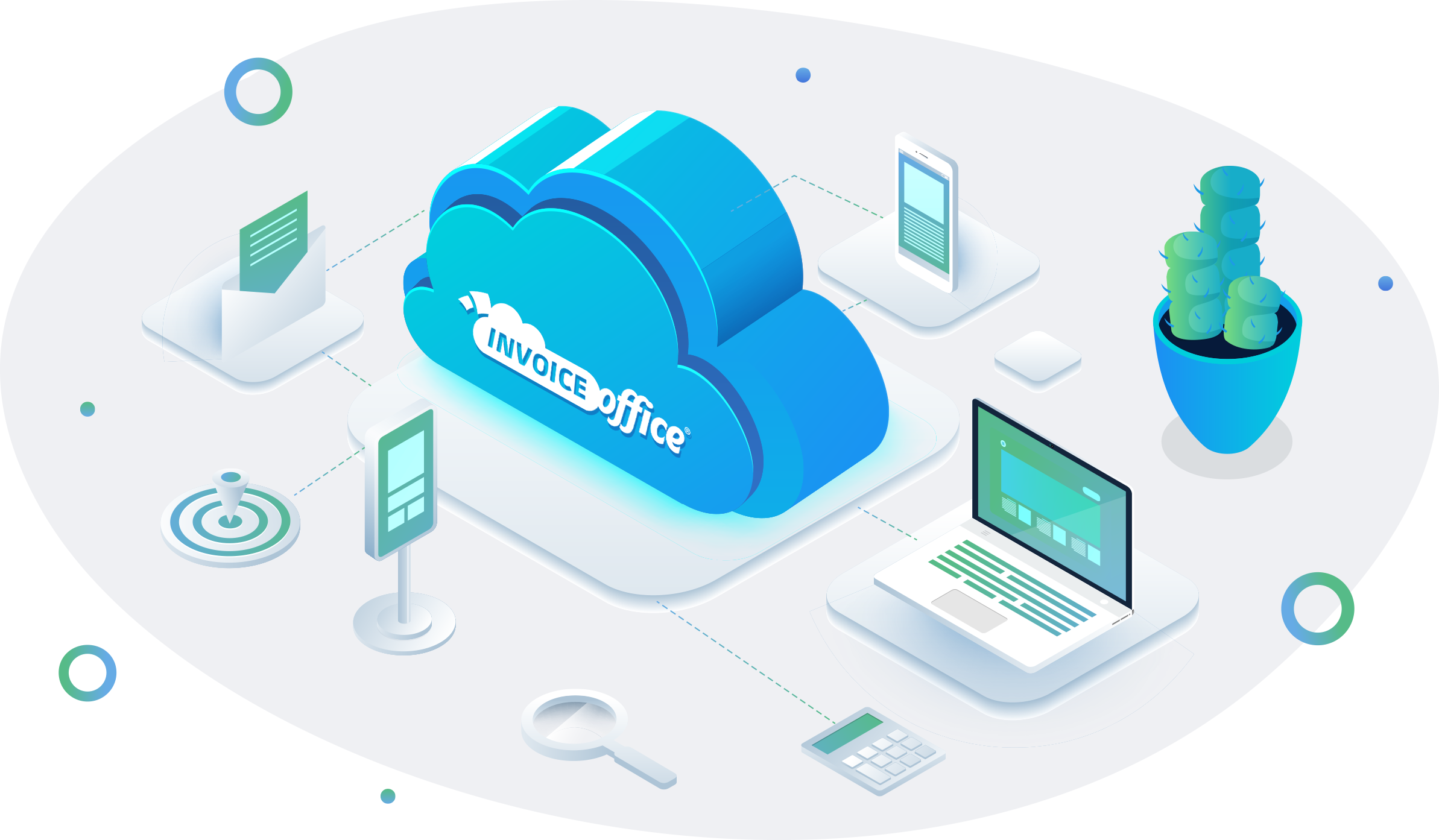 Invoice Office online billing in the cloud